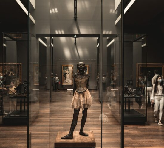 Digital Strategies in the Museums Sector - Embracing New Strategies