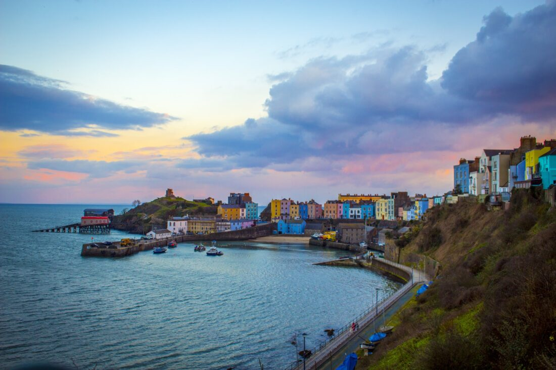 Tourism Industry Guest Speakers inspire students on virtual field study to Pembrokeshire, Wales