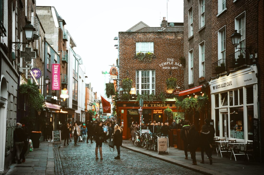 Best Practice in Tourism Accessibility and Inclusion: Case Study of Ireland